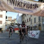 GIRO D'ITALIA: anche l'Intrepida alla partenza da Sansepolcro Domenica 12 Maggio