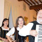 Cena dell'Intrepida 2013 al Castello di Sorci di Anghiari