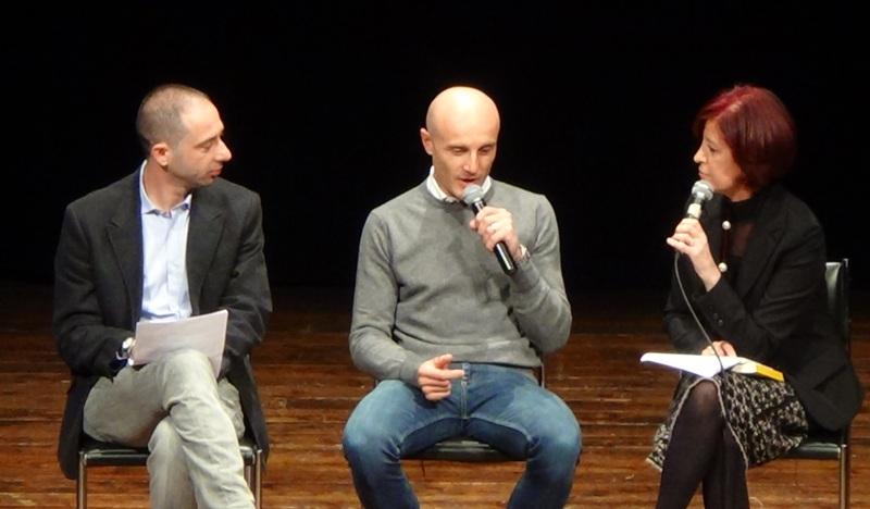 Morini serata Teatro L'Intrepida 2015