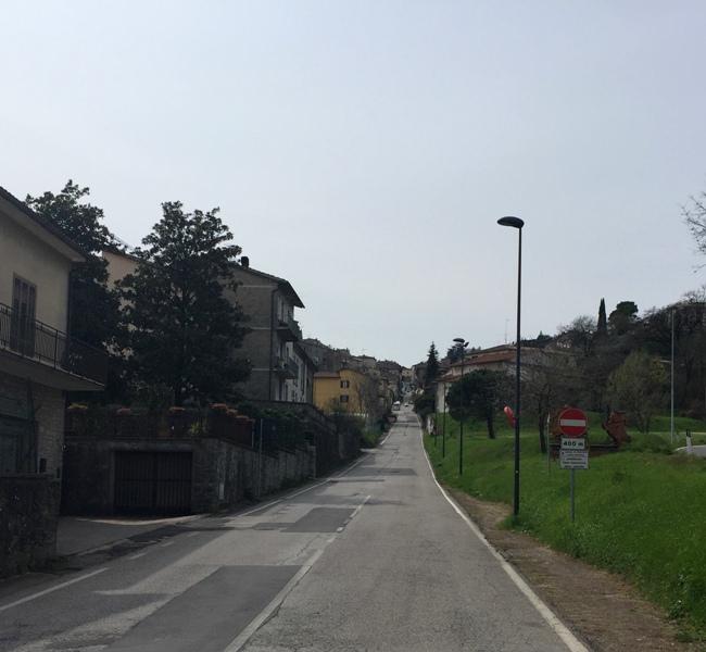 Ruga di San Martino dall'inizio