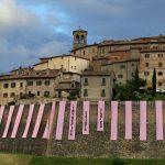 Anghiari e L'Intrepida in fermento per il passaggio del Giro d'Italia