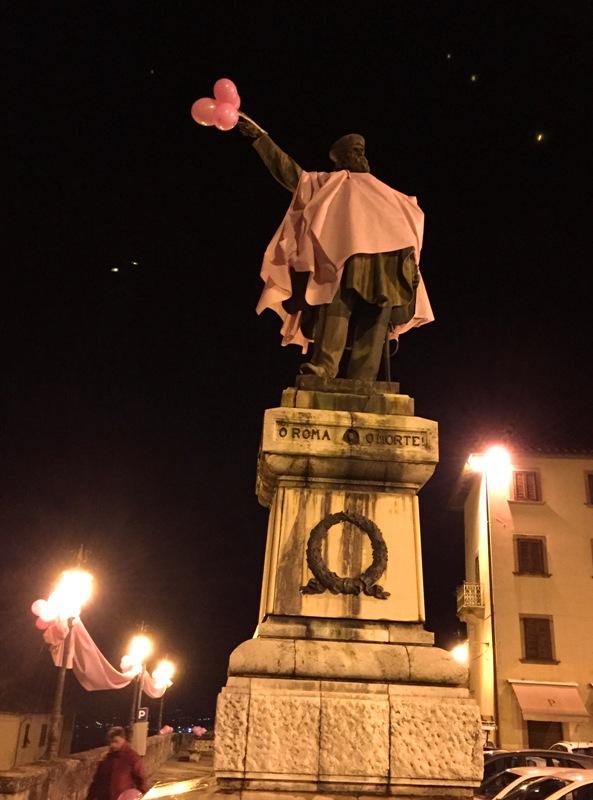 Garibaldi di notte pre Giro