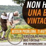 Il Pignone – Noleggio Bici Vintage per L'Intrepida 2017