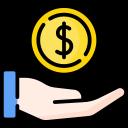 Pagamento in contanti o altro